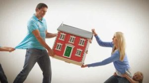 развод права раздел имущества